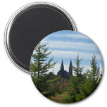 Holy Hill 6 Cm Round Magnet