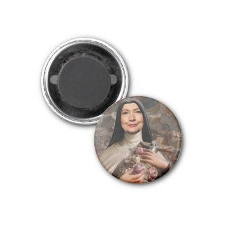 Holy Hillary for President 3 Cm Round Magnet