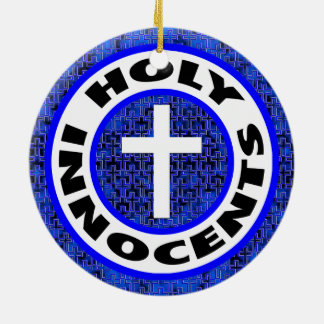 Holy Innocents Christmas Ornament