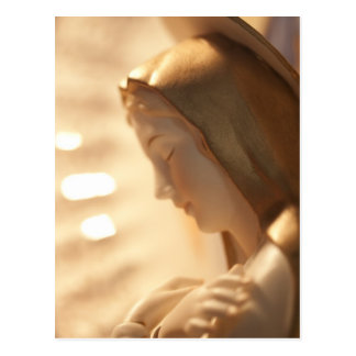 Holy Mary Post Card