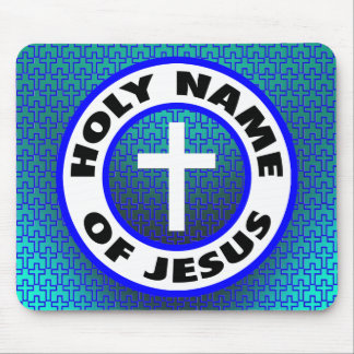 Holy Name of Jesus Mouse Pad