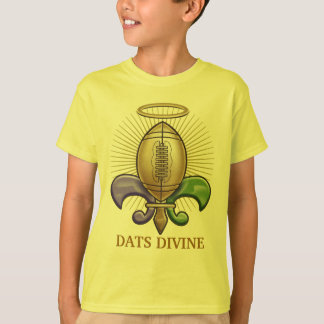 Holy NOLA Trophy (p) T-shirts