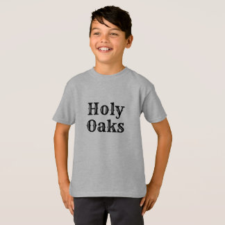 Holy Oaks, a san Jose neighborhood T-Shirt