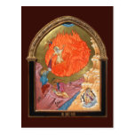 Holy Prophet Elijah Prayer Card Post Card