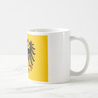 Holy Roman Empire Flag Basic White Mug
