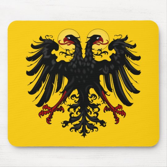 Holy Roman Empire Flag Mouse Mat