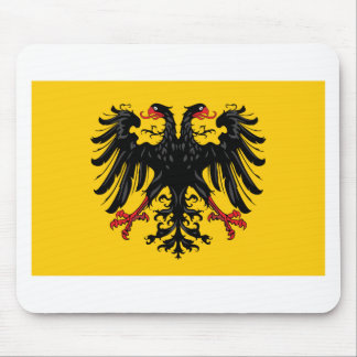 Holy Roman Empire Flag Mouse Pads