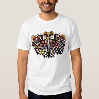 Holy Roman Empire T-shirts