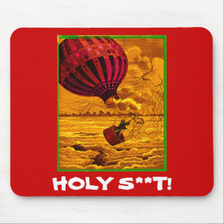 HOLY S**T! MOUSE MAT