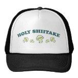 Holy Shiitake Mesh Hats