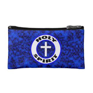 Holy Spirit Cosmetic Bags