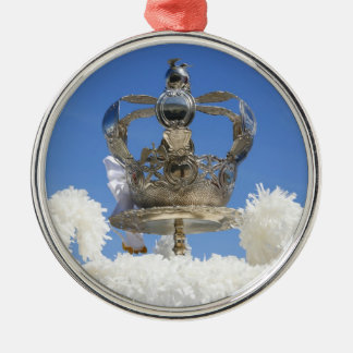 Holy Spirit crown Christmas Ornament