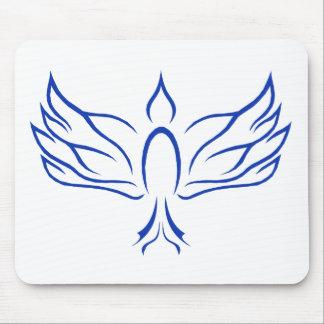 Holy Spirit Dove Mousepad
