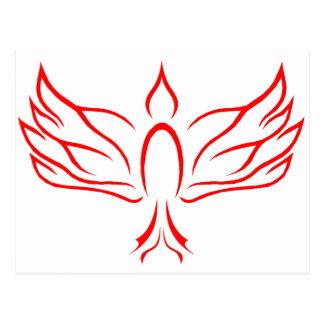 Holy Spirit Dove Postcard