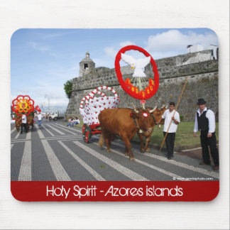 Holy Spirit festivities Mouse Pad