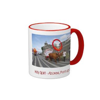 Holy Spirit festivities Ringer Mug
