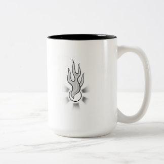 Holy_Spirit_Flame_Dove Mugs
