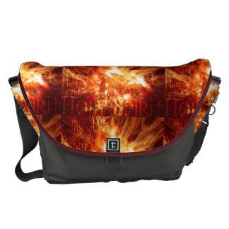 HOLY SPIRIT COURIER BAG