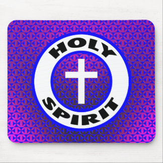 Holy Spirit Mouse Pad