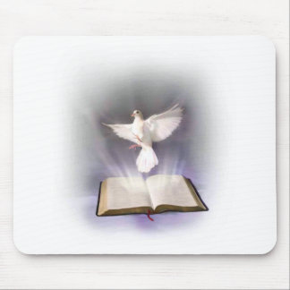 Holy Spirit Mouse Pads
