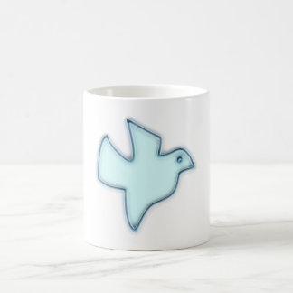 Holy spirit pigeon holy ghost spirit dove coffee mug