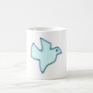 Holy spirit pigeon holy ghost spirit dove mugs