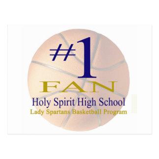Holy Spirit Post Card