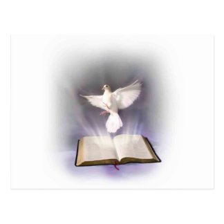 Holy Spirit Postcard