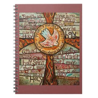 Holy Spirit Prayer Notebook