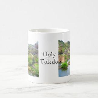 Holy Toledo, Spain Coffee Mugs