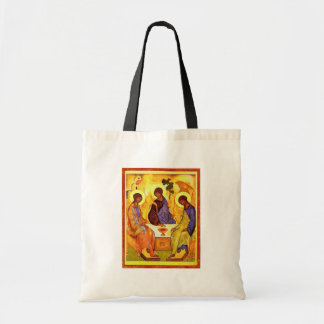 Holy Trinity By Rublã«V Andrej (Best Quality) Tote Bag