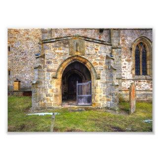 Holy Trinity Church Wensley Photo
