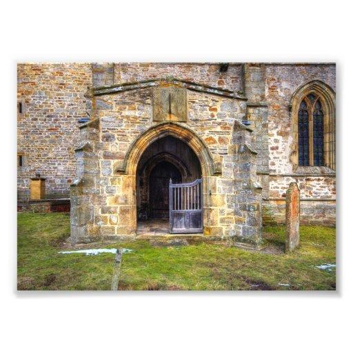 Holy Trinity Church, Wensley Photo