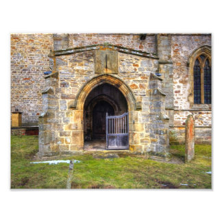 Holy Trinity Church, Wensley Photographic Print