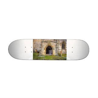 Holy Trinity Church Wensley Skate Decks