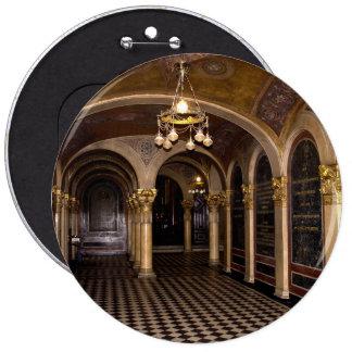 Holy Trinity Greek Orthodox Church 6 Cm Round Badge