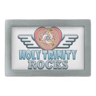 Holy Trinity Rocks Belt Buckle