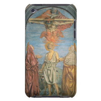 Holy Trinity with St. Jerome (fresco) iPod Touch Case
