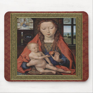 Holy Virgin with child Mouse Pad