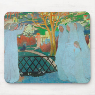 Holy Women at the Tomb, 1894 Mouse Pad