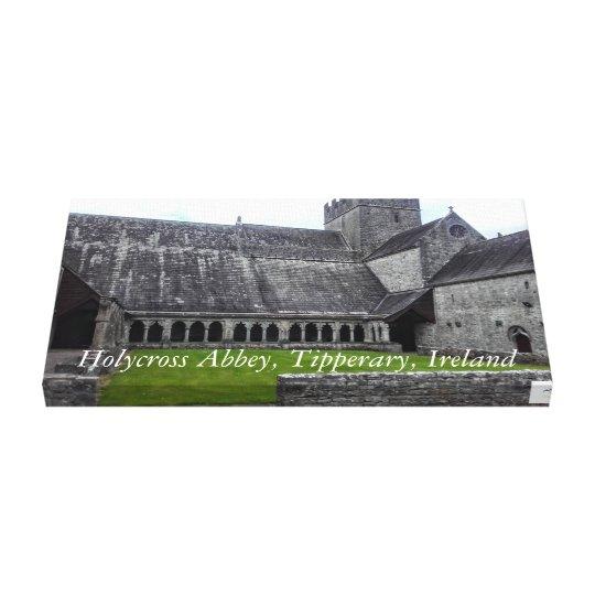 Holycross Abbey, Tipperary, Ireland Canvas Print