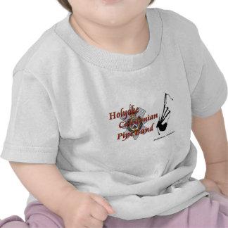 Holyoke Caledonian Pipe Band T Shirt