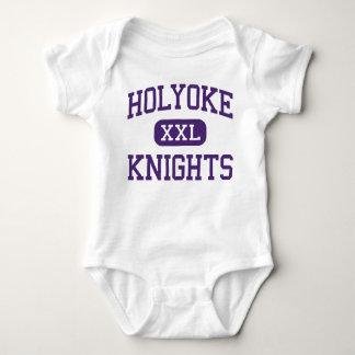 Holyoke - Knights - High - Holyoke Massachusetts Baby Bodysuit