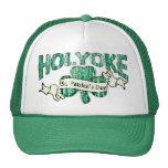 Holyoke St. Patrick's Day Vintage Retro Trucker Hat