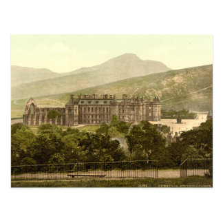 Holyrood Palace, Edinburgh, Scotland Post Cards