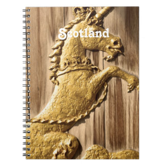Holyrood Palace Notebook