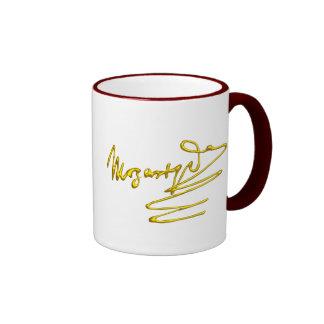 HOMAGE TO MOZART COFFEE MUGS