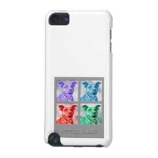 Homage to Warhol Pitbulls iPod Touch 5G Covers