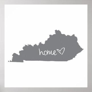 Home <3 Kentucky Poster