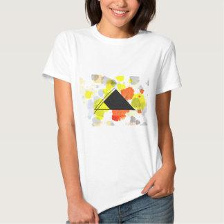 Home abstract art t shirt